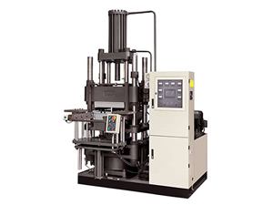 C-XZB-D550x550 1000KN Rubber Transfer Molding Machine
